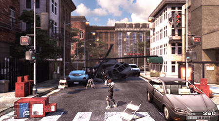 Shadow Complex Remastered (Test PC) Blur110