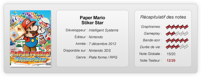 Paper Mario Sticker Star (Test 3DS) Fiche-10