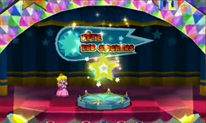 Paper Mario Sticker Star (Test 3DS) Intro210
