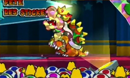 Paper Mario Sticker Star (Test 3DS) Intro510