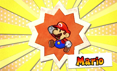 Paper Mario Sticker Star (Test 3DS) Intro811