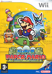 Paper Mario Sticker Star (Test 3DS) Jaquet19