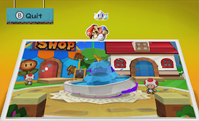 Paper Mario Sticker Star (Test 3DS) Papier15