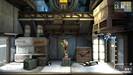 Shadow Complex Remastered (Test PC) Postur12