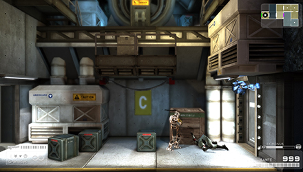 Shadow Complex Remastered (Test PC) Postur13
