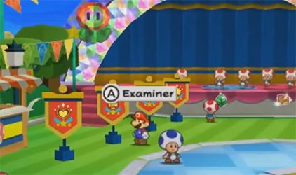 Paper Mario Sticker Star (Test 3DS) Quetes10
