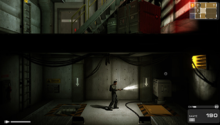 Shadow Complex Remastered (Test PC) Torche10