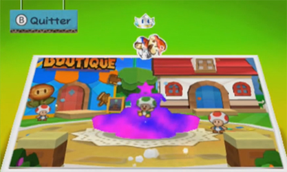 Paper Mario Sticker Star (Test 3DS) Trucs112