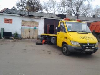 Ремонт грузовых авто 110