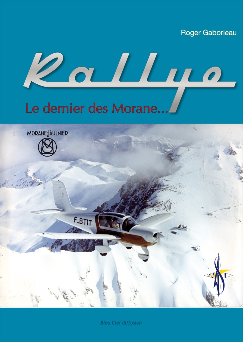RALLYE, le dernier des Morane.....de Roger Gaborieau Couv-r10