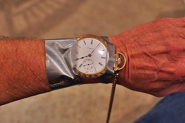 What watch are you wearing today ? Rednec10