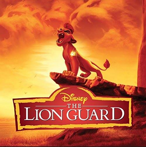 BO Série The Lion Guard - sortie 2016 Cover-10