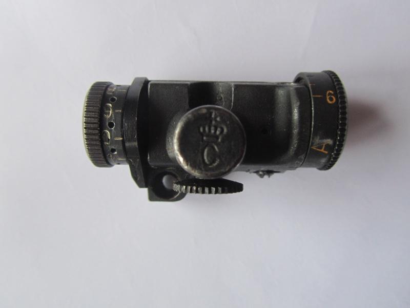 M96 visée plus precise : faut que j'avance mais pas de budget ;( Dioptr10