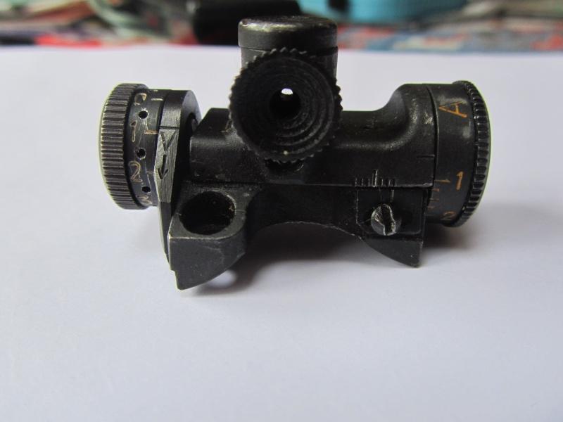 M96 visée plus precise : faut que j'avance mais pas de budget ;( Dioptr11