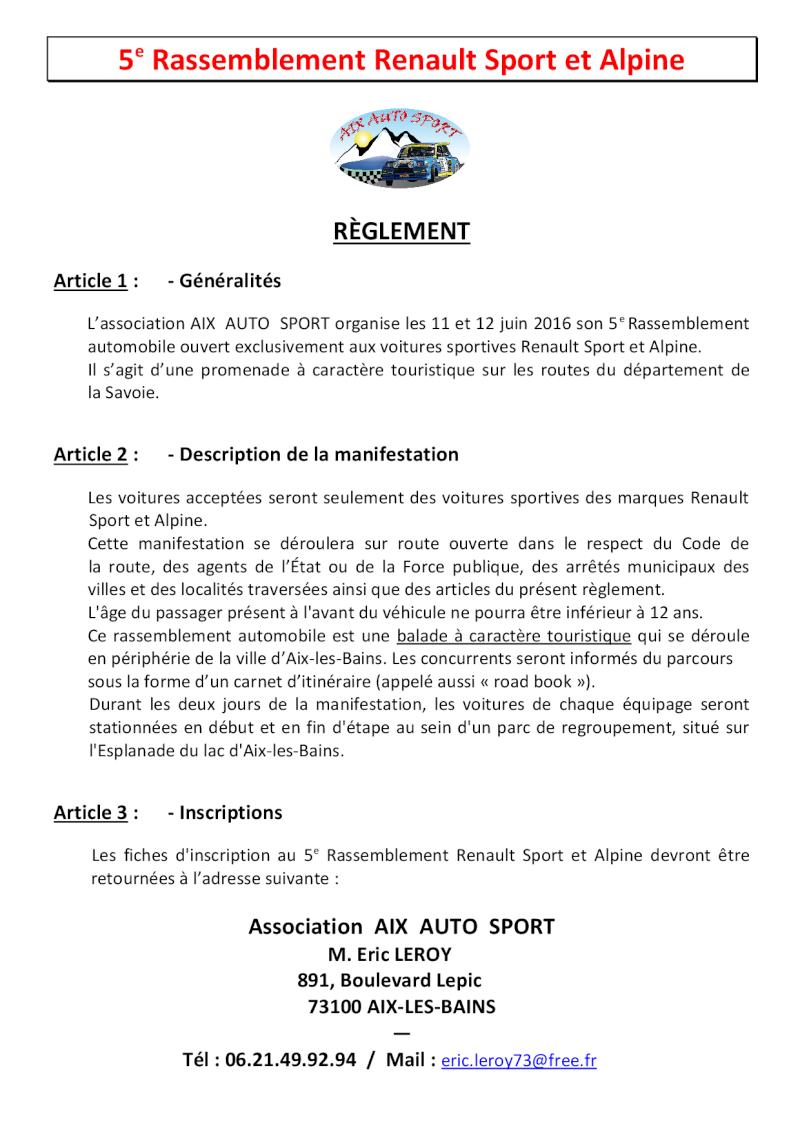 -5e Rassemblement RS et Alpine : 11/12 juin 2016 à Aix- P1_ryg10