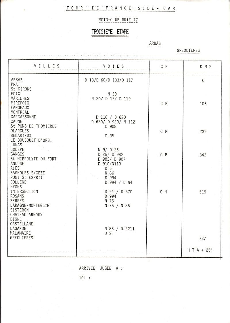[Oldies] 1980 à 1988: Le Tour de France side-car, par Joël Enndewell  - Page 4 Etape_12