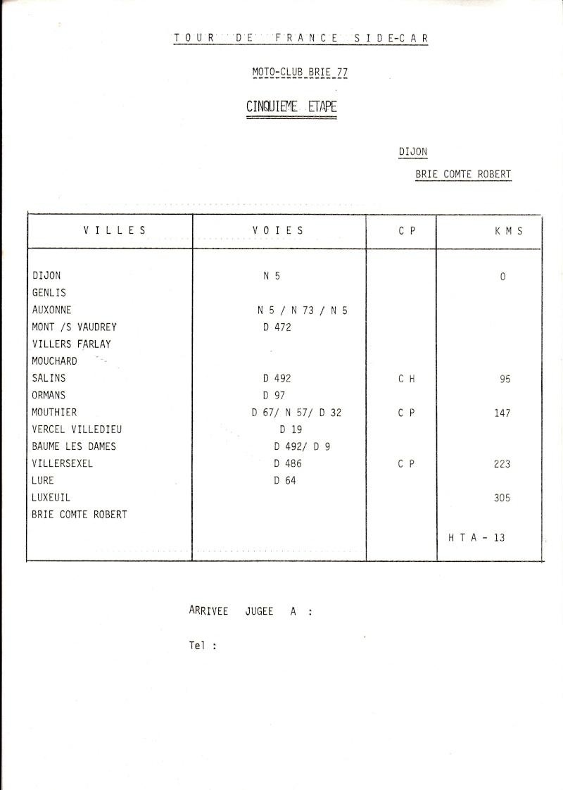 [Oldies] 1980 à 1988: Le Tour de France side-car, par Joël Enndewell  - Page 4 Etape_14