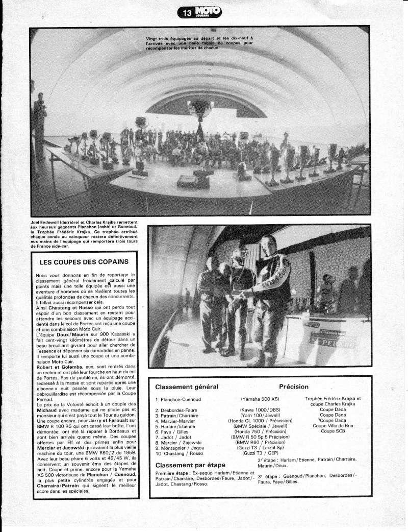 [Oldies] 1980 à 1988: Le Tour de France side-car, par Joël Enndewell  Sans_t14