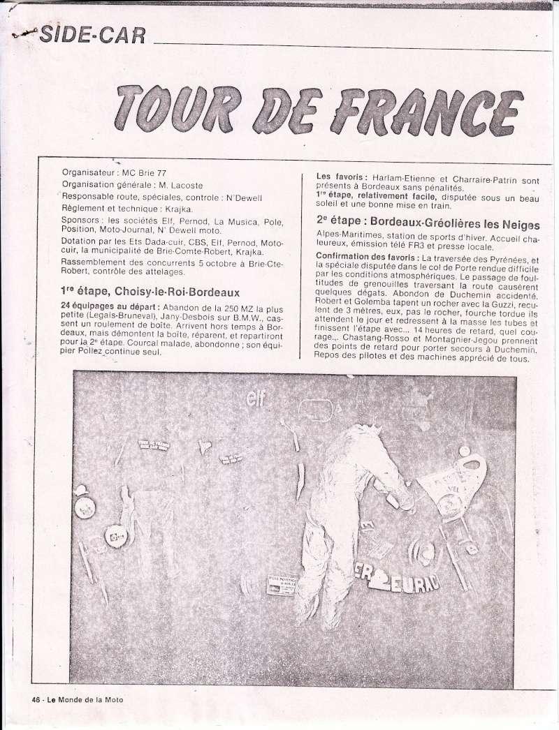 [Oldies] 1980 à 1988: Le Tour de France side-car, par Joël Enndewell  Sans_t32