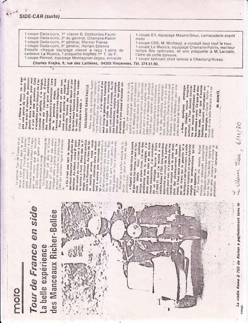 [Oldies] 1980 à 1988: Le Tour de France side-car, par Joël Enndewell  Sans_t34