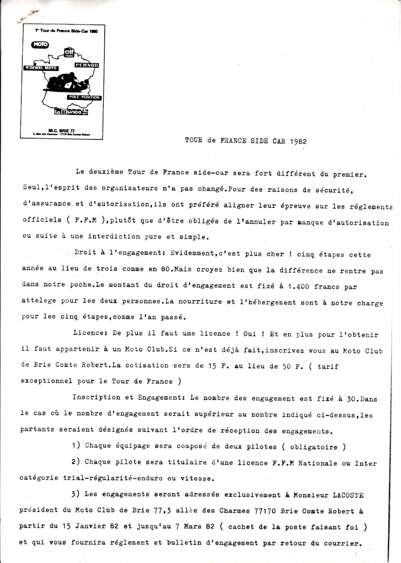 [Oldies] 1980 à 1988: Le Tour de France side-car, par Joël Enndewell  - Page 5 Sans_t49