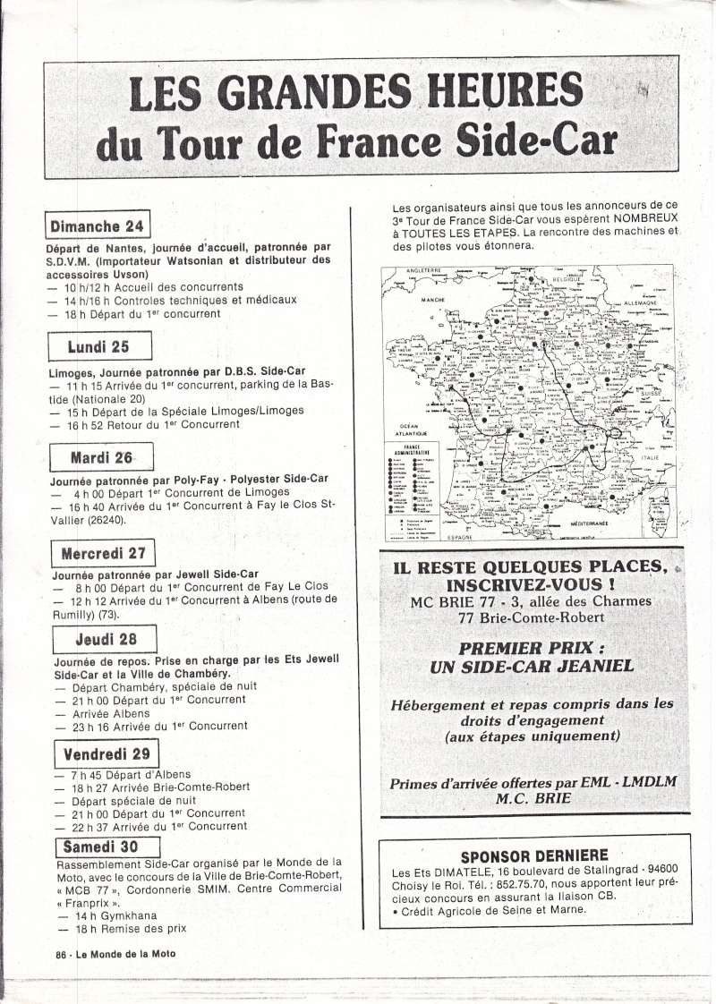 [Oldies] 1980 à 1988: Le Tour de France side-car, par Joël Enndewell  - Page 6 Sans_t71