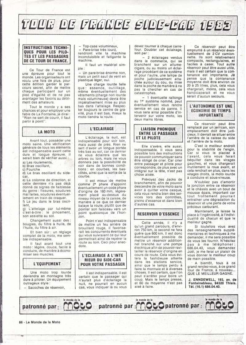 [Oldies] 1980 à 1988: Le Tour de France side-car, par Joël Enndewell  - Page 6 Sans_t72