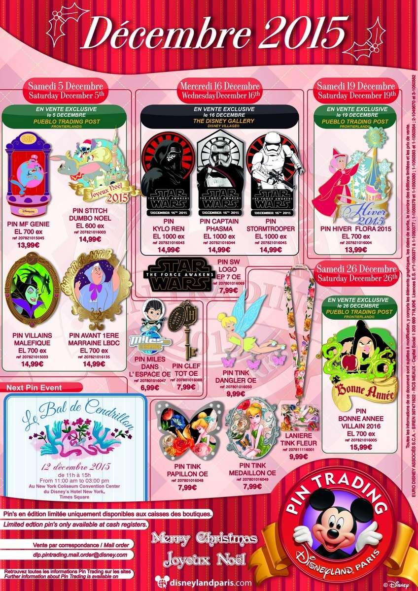 Pins Disney Affich10