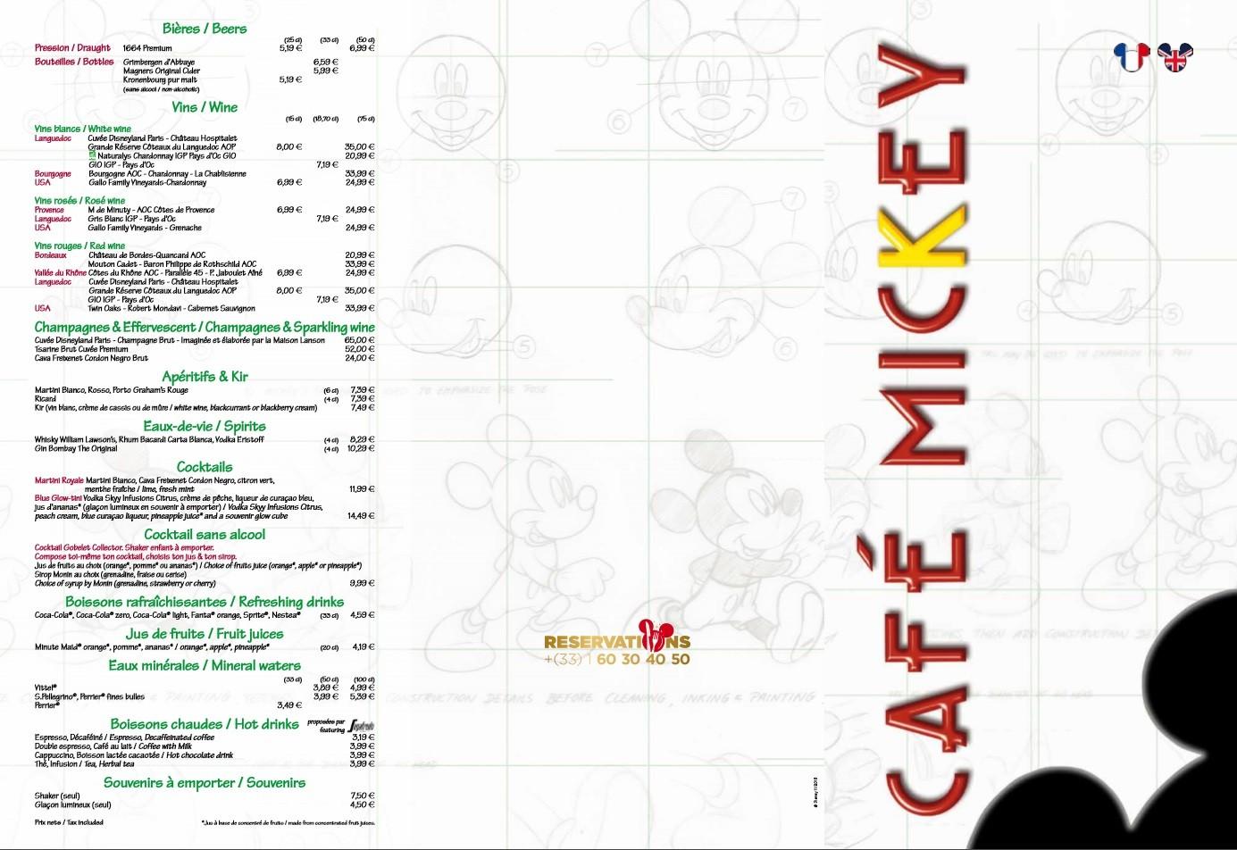 Disney Village :: Café Mickey - Pagina 30 Cm110