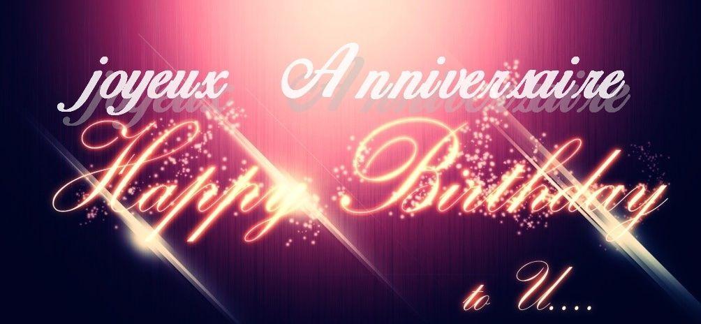 Les anniversaires Hb10