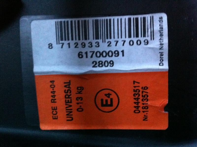 Durée de vie d'un siège auto ? Et où trouver la date de fabrication ?? Photo_14