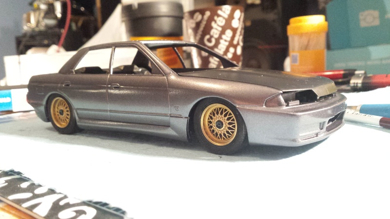 Nissan skyline gts-t type - m 1989 4 door 20151223