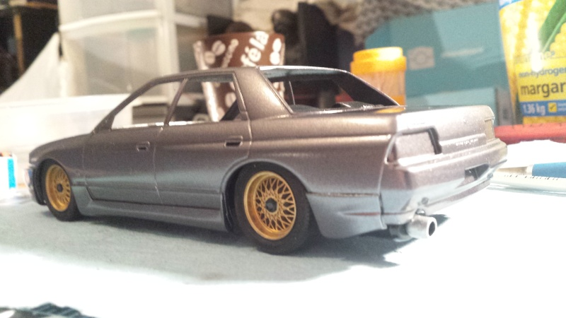 Nissan skyline gts-t type - m 1989 4 door 20151224