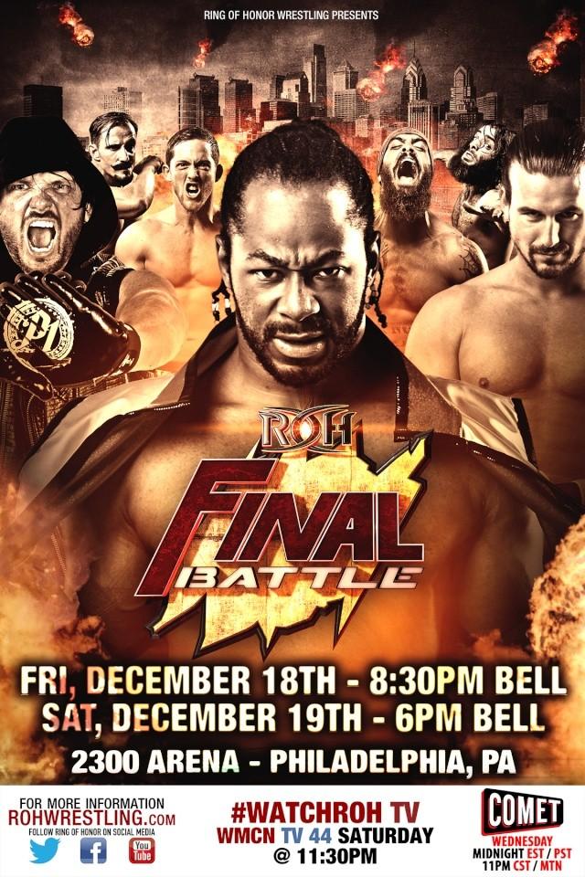 ROH Final Battle du 18/12/2015 12181510
