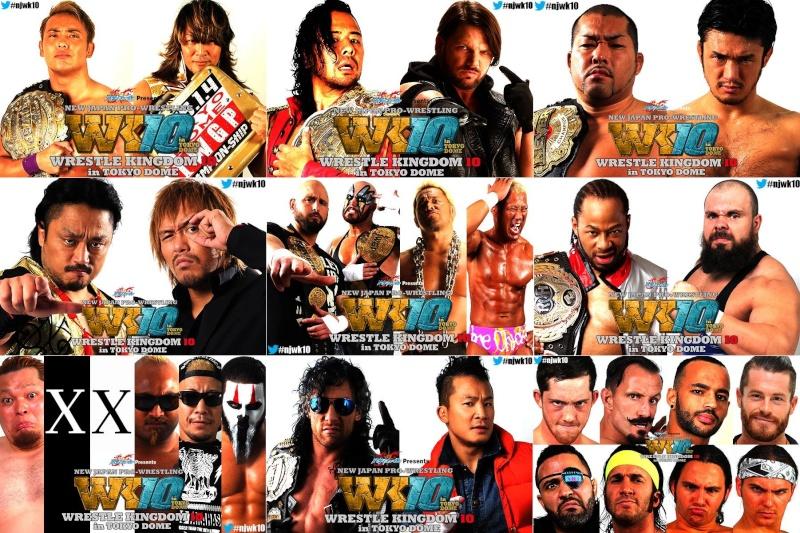 NJPW Wrestle Kingdom X du 4/01/2016 12356910