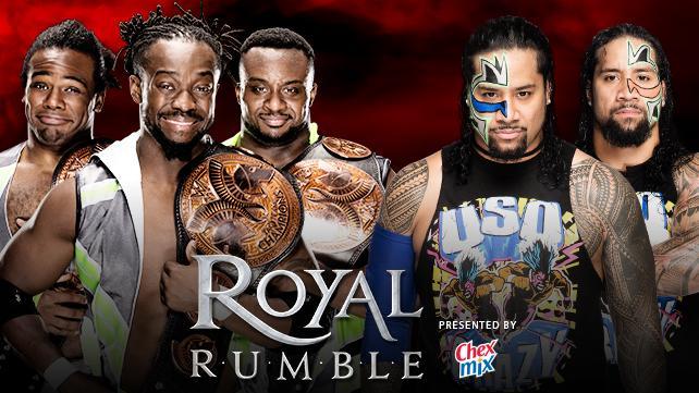 WWE Royal Rumble du 24/01/2016 20160114