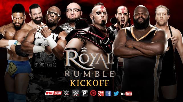 WWE Royal Rumble du 24/01/2016 20160115