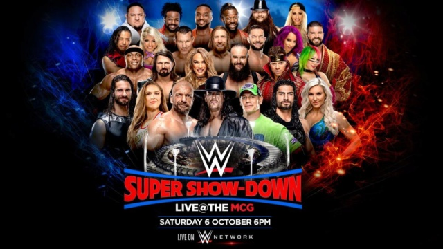 [Résultats] WWE Super Show-Down du 6/10/2018 20180612