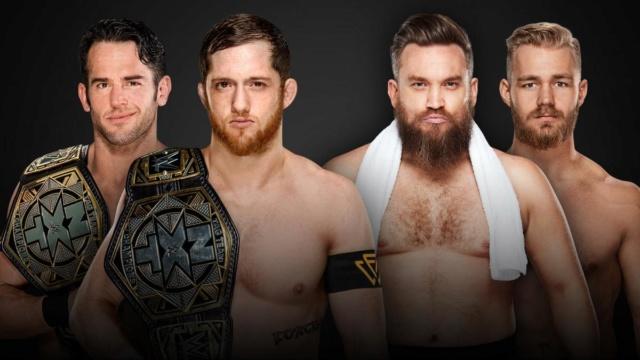 NXT TakeOver: Brooklyn IV du 18/08/2018 20180812