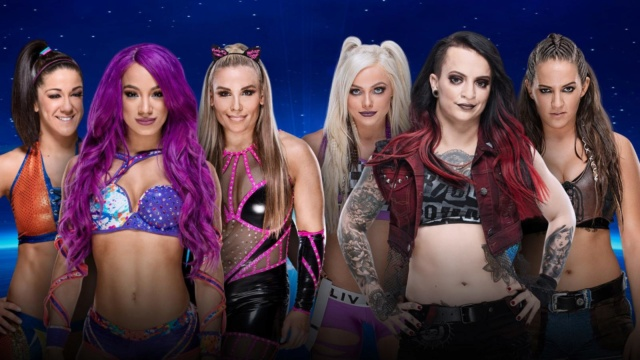 WWE Evolution du 28/10/2018 20181017