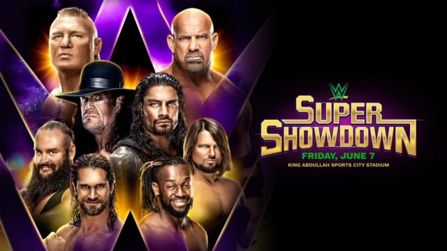 WWE Super ShowDown du 7/06/2019 20190512
