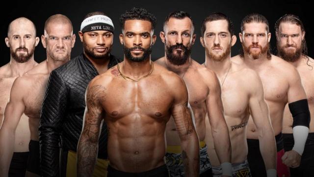 NXT TakeOver : XXV du 1/06/2019 20190517