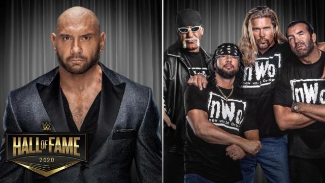 [Divers] La WWE annonce ses premiers entrants au Hall of Fame 2020 20191210