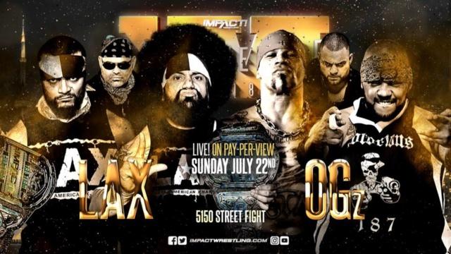 Impact Wrestling Slammiversary XVI du 22/07/2018 37025610