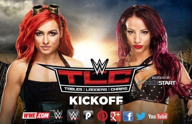 WWE TLC du 13/12/2015 Beckys10