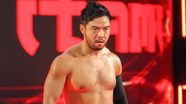 [Contrat] Hideo Itami proche d'un départ de la WWE Hideo-10