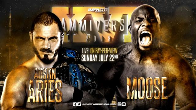 Impact Wrestling Slammiversary XVI du 22/07/2018 Main10