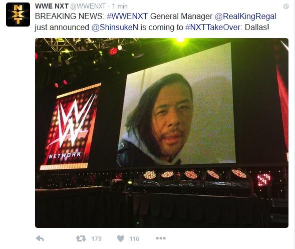 [Contrat] AJ Styles, Doc Gallows, Karl Anderson et Shinsuke Nakamura à la WWE ? (Mise à jour du 22/02) - Page 2 Nakamu10