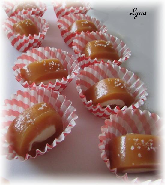 Caramels crème à la vanille Carame16