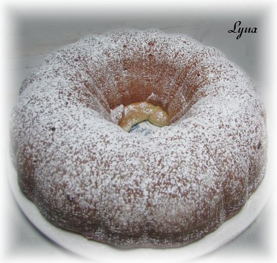 Gâteau au yogourt et aux pommes Gyteau11
